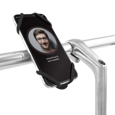 【Bone】單車手機綁  Bike Tie 2 -黑