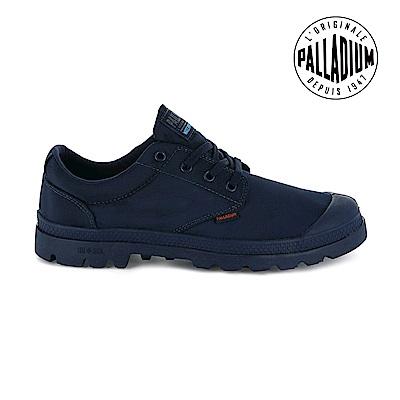 Palladium PAMPA OXPUDDLE LT+WP防水靴-男-藍