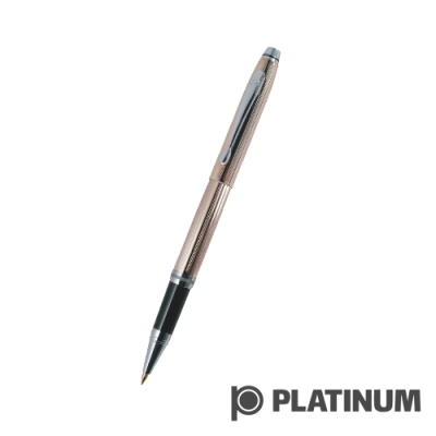 PLATINUM白金 鋼珠筆 |  日系 現代玫瑰金 WKG-800