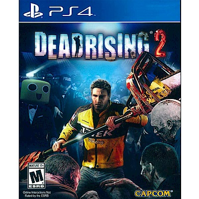 死亡復甦 2 Dead Rising 2 -PS4 英日文美版