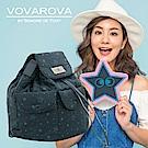 VOVAROVA x 莎莎-百寶袋後背包-滿天星莎-環遊世界系列