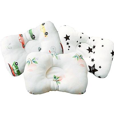 MuslinTree新生兒防扁頭定型枕