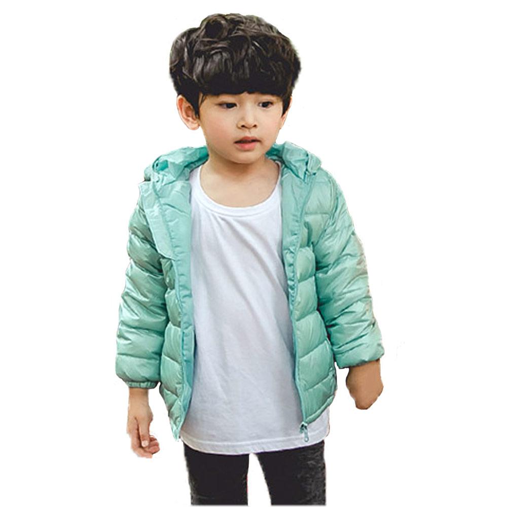 兒童輕量極保暖90%羽絨外套 k60941 魔法Baby
