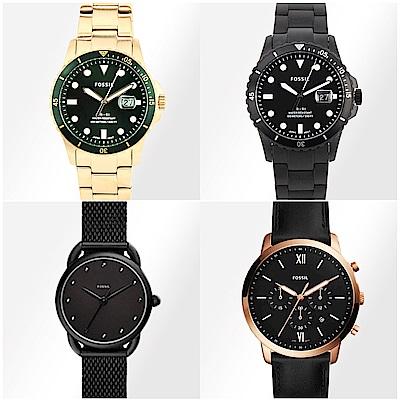 時時樂 FOSSIL多款時尚男女錶-2980
