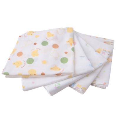 新生兒雙層口水巾 多花色不挑款紗布巾