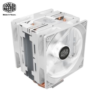 Cooler Master Hyper 212 LED Turbo CPU散熱器 白色版