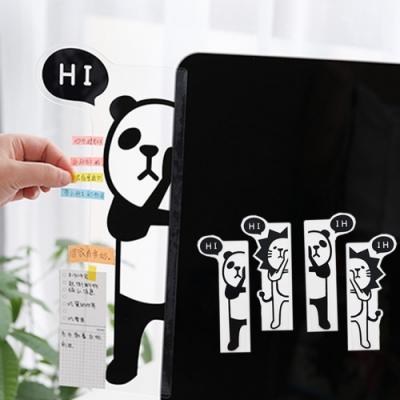 E-dot 電腦螢幕側邊便利貼留言板(兩款/左右可選)