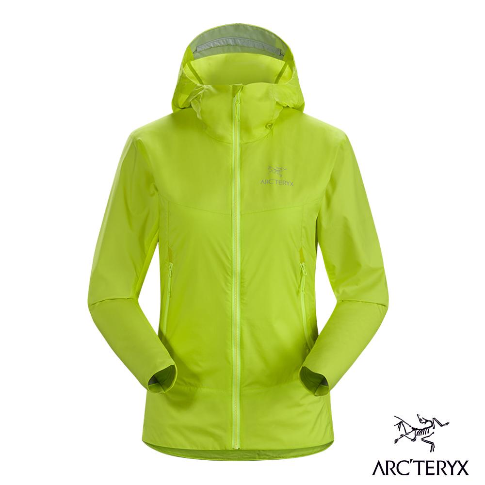 Arcteryx 始祖鳥 女 Atom SL 保暖化纖外套 電流綠