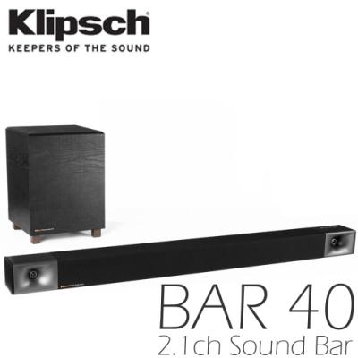 KLIPSCH 微型家庭劇院 Bar40