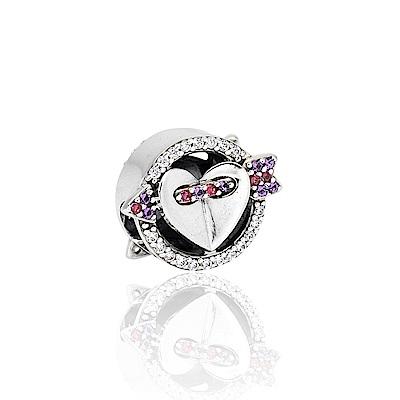 Pandora 潘朵拉 魅力鑲鋯愛之箭 純銀墜飾 串珠