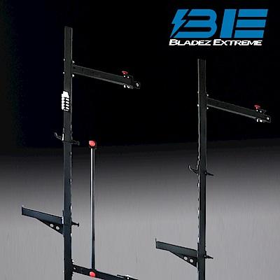 【BE】WM045 牆面固定可折收多功能重量訓練架