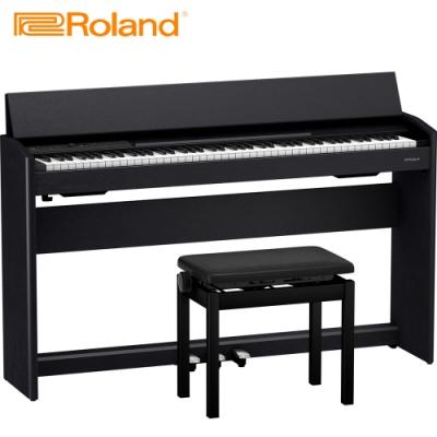 ROLAND F701 CB 88鍵數位電鋼琴 經典黑色款