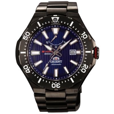 ORIENT 東方錶 M-FORCE 200米潛水機械錶-49.1mm SEL07001D