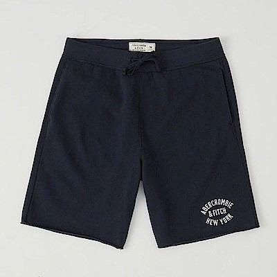 AF a&f Abercrombie & Fitch 短褲 藍色 0814
