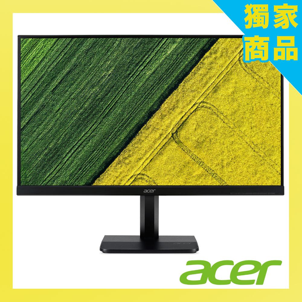Acer KA241Y 24型 VA 薄邊框電腦螢幕