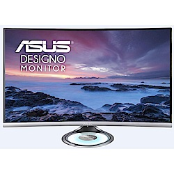 ASUS MX32VQ 32 型曲面電腦螢幕