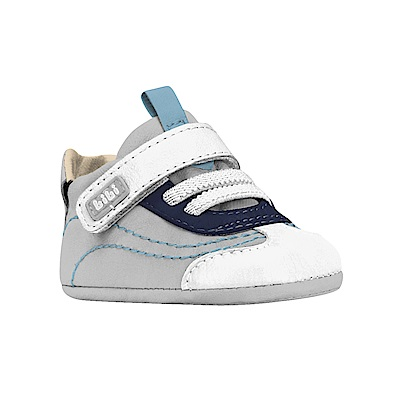 巴西BiBi童鞋_休閒款-灰白921175