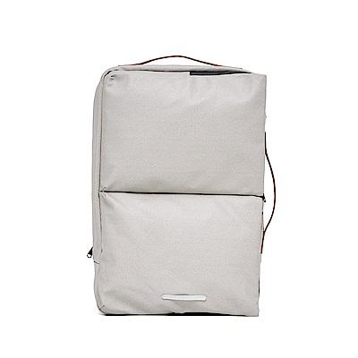 RAWROW-城市系列-15吋三用方型後背包(後背/手提/肩背)-亮灰-RBP171GY