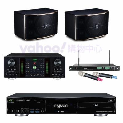 音圓 S-2001 N2-350+FNSD A-250+ACT-589+Pasion 10(伴唱機4TB+卡拉OK套組)