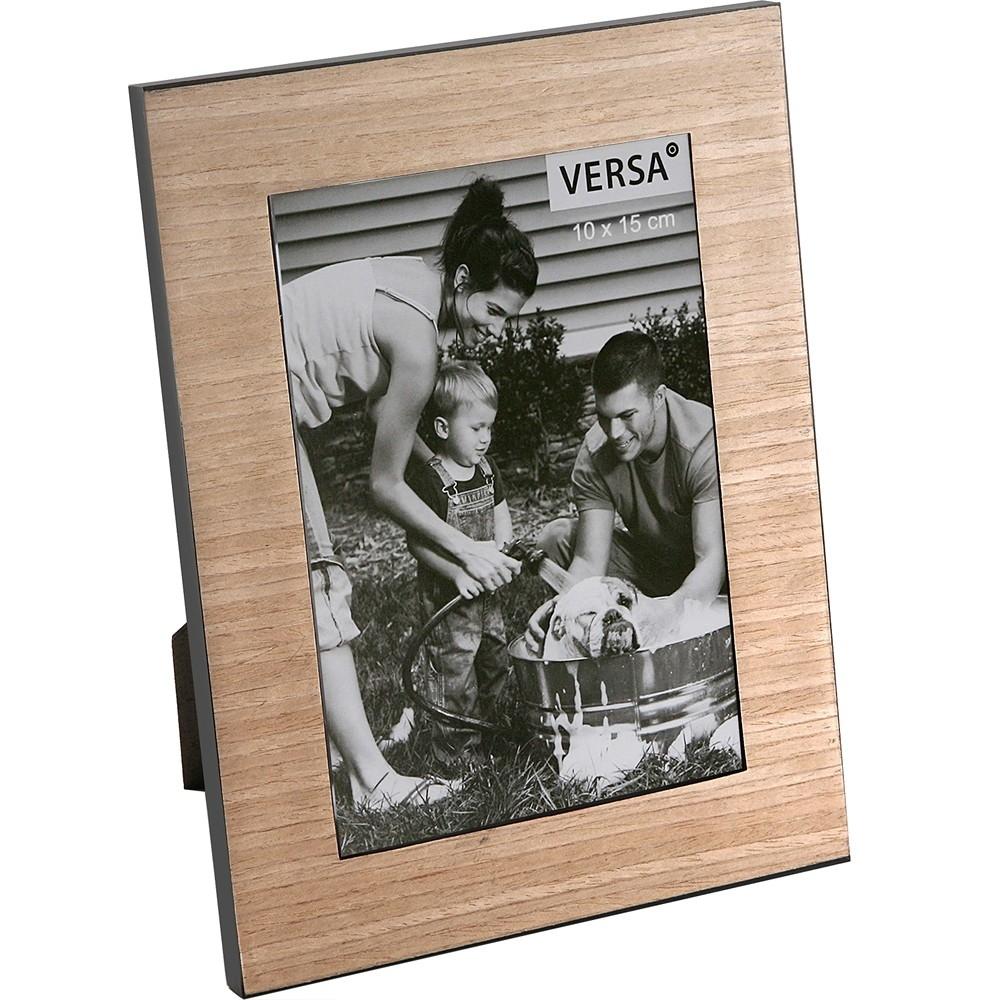 《VERSA》木質寬邊相框(10x15)