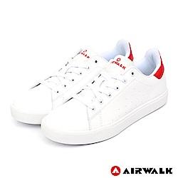AIRWALK - 經典潮流休閒鞋-男款-白色