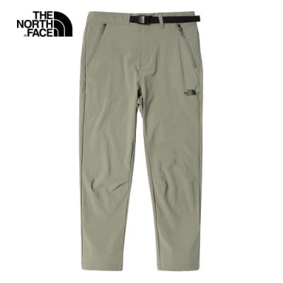 The North Face北面女款灰色吸濕排汗戶外徒步褲|4978VQ8