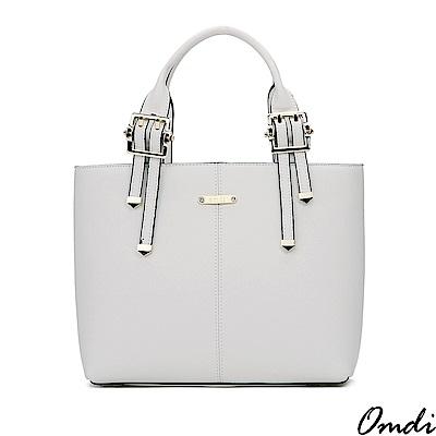 Omdi 都會淑女手提包(白色)