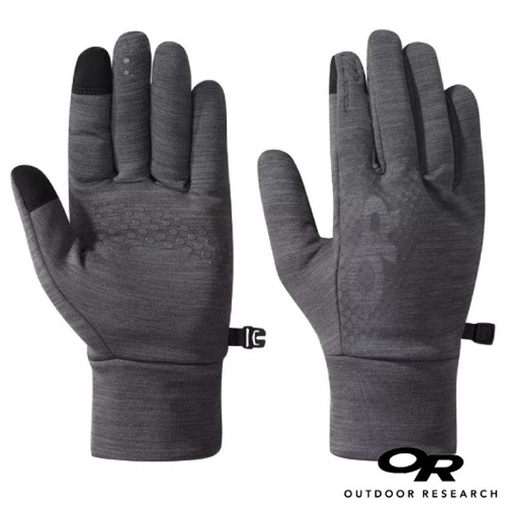 Outdoor Research 男 Vigor Midweight Sensor Gloves 中厚刷毛保暖手套_灰