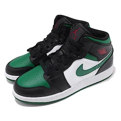 Nike 休閒鞋 Air Jordan 1代 GS 女鞋