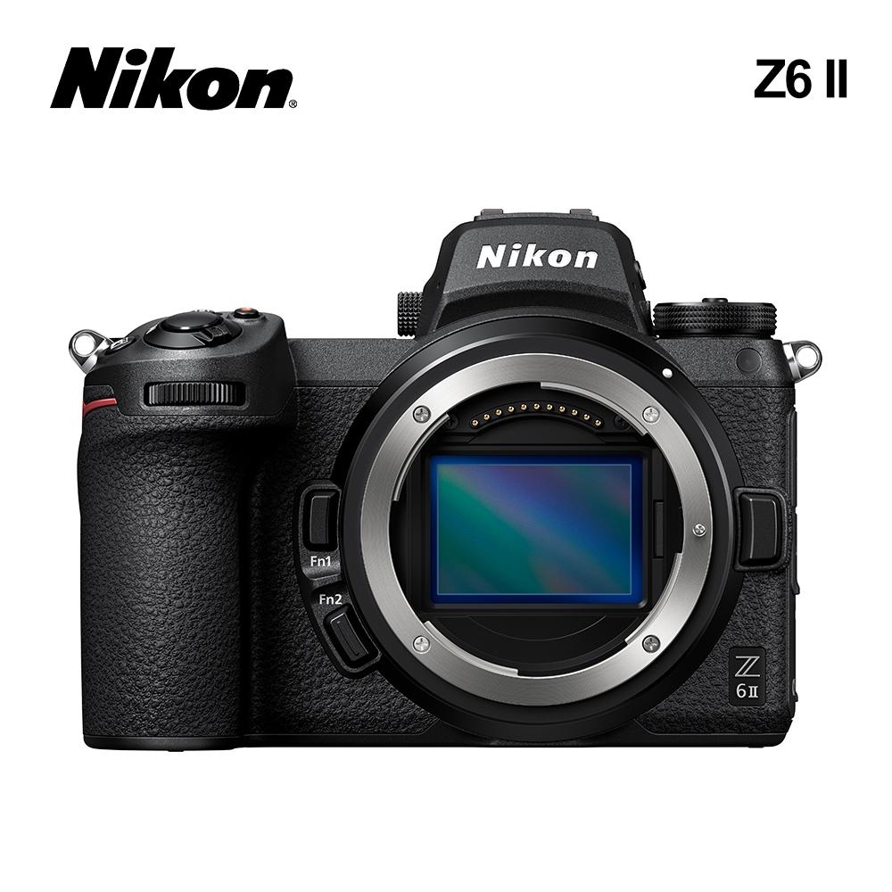 Nikon尼康 Z6II BODY單機身 全幅單眼相機 (國祥公司貨)