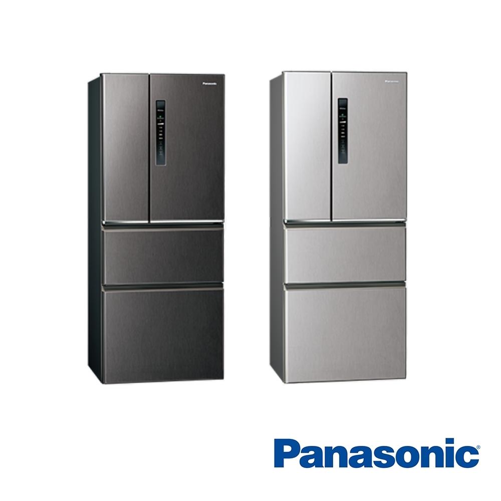 Panasonic國際牌 500公升 一級能效四門變頻電冰箱 NR-D500HV