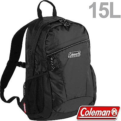 Coleman CM-32866黑 15L健行者背包/雙肩後背包