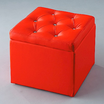 AS-絲緹置物凳-45x40x44cm