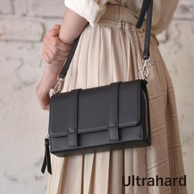 Ultrahard Charisma皮革斜背包(黑)