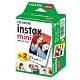 富士 instax mini 空白底片 1盒 (2入共20張) product thumbnail 1