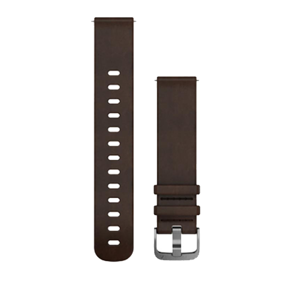 Garmin QUICK RELEASE 皮革錶帶 product image 1