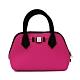 SAVE MY BAG 義大利品牌 PRINCESS MINI系列 桃紅色超輕量迷你手提包 product thumbnail 1