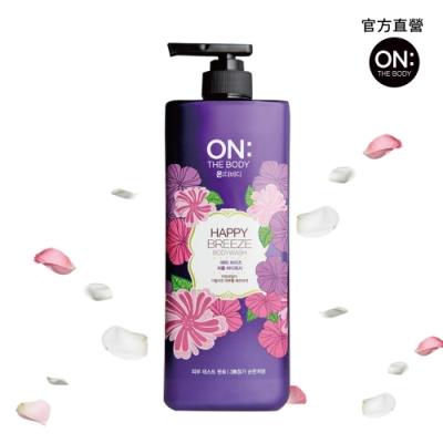ON THE BODY快樂微風香水沐浴精 900g