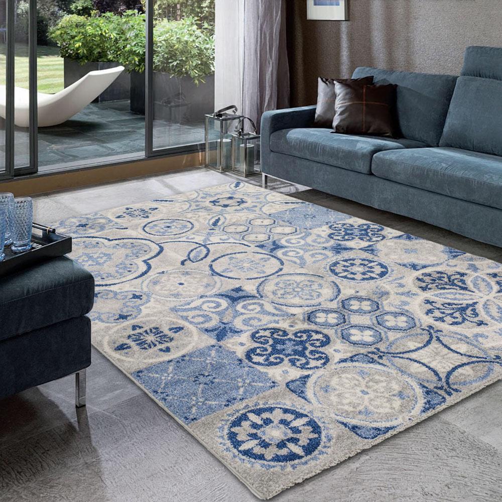 Ambience 比利時Nomad現代地毯-摩洛哥135x190cm