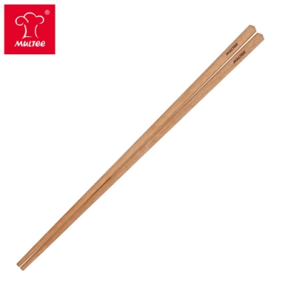 MULTEE摩堤 鐵木料理筷34cm-土黃