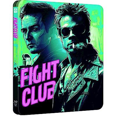 鬥陣俱樂部 (鐵盒版) Fight Club Steelbook  藍光 BD