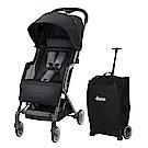 美國 【 Diono Traverze 】 TT 車, 黑立方 - 輕便型行李式秒收嬰幼兒推車