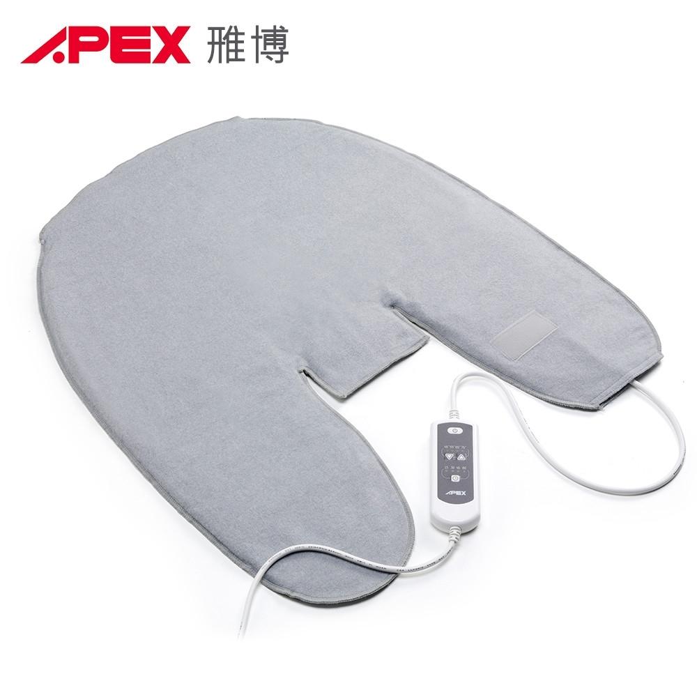 [限量領券再折]雃博 恆溫濕熱電毯未滅菌 肩頸 (20x26吋熱敷墊)(原廠授權販售)