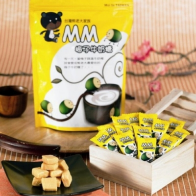 信義鄉農會 梅子牛奶糖x10包