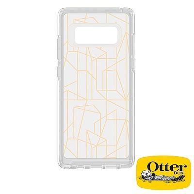 OtterBox Galaxy Note8炫彩幾何透明保護殼-幾何線條