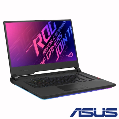 ASUS G732LXS 17吋電競筆電 (i9-10980HK/RTX2080 Super/32G/2TB SSD/ROG STRIX SCAR 17)