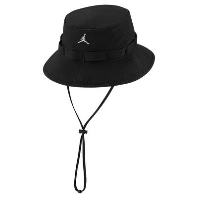 NIKE 帽子 漁夫帽 遮陽帽 喬丹 黑 DJ6123010 JORDAN BUCKET ZION BB CAP