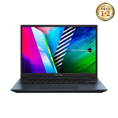 ASUS K3400PH 14吋筆電 (i7-11370H/GTX 1650/16G/512GB SSD/Vivobook Pro 14/午夜藍)