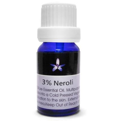 Body Temple    3%橙花芳療精油(Neroli)10ml