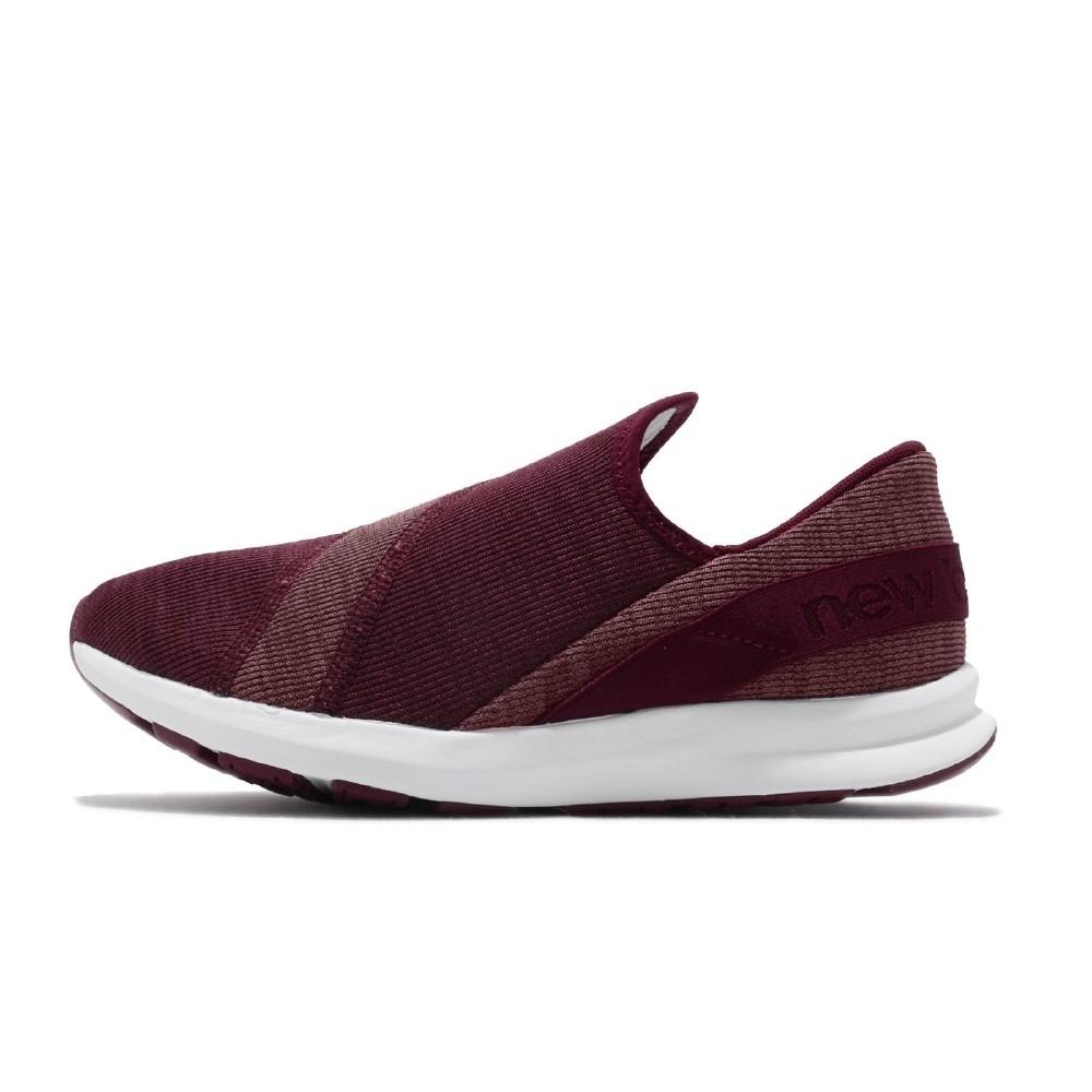 New Balance 多功能女訓練鞋-紅-WLNRSSR1-D